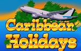 Бездепозитный бонус принесет игровой автомат Caribbean Holidays