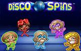 Автомат с бездепозитным бонусом Disco Spins