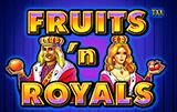Вулкан автомат Fruits And Royals