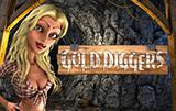 Слот на деньги Gold Diggers
