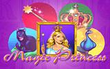 Автомат с бездепозитным бонусом Magic Princess