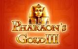 Вулкан автомат Pharaohs Gold III