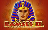 Автомат с бездепозитным бонусом Ramses II