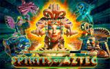 Вулкан автомат Spirits Of Aztec