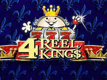 Игровые автоматы 777 4 Reel Kings