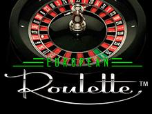 European Roulette Вулкан автоматы