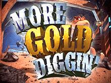 Автоматы 777 More Gold Diggin