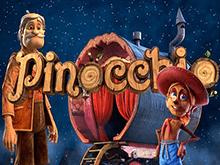 Игровые автоматы 777 Pinocchio